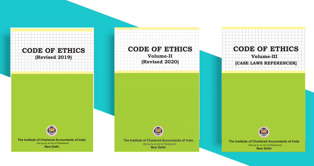 <span>In terms of decision of the Council,</span> the revised Code of Ethics,<dfn> (volume – I, Volume- II & Volume –III) </dfn> <br>which, will be applicable w.e.f 1.7.2020.  <span> <b>The existing Code of Ethics,</b><br>2009 will remain applicable till then.</br> </span>